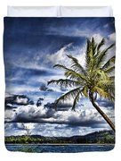Big Island Beaches V2 Duvet Cover
