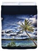 Big Island Beaches V2 Duvet Cover