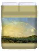 Big Rainbow Duvet Cover