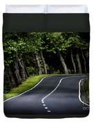 Big  Road Duvet Cover