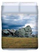 Big Rock 2 Duvet Cover