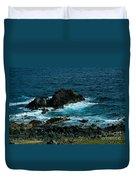 Big Rock Duvet Cover