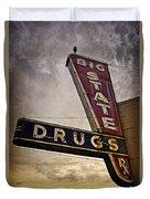 Big State Drugs Irving Duvet Cover