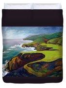 Big Sur 2 Duvet Cover