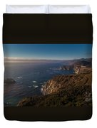 Big Sur Headlands Duvet Cover