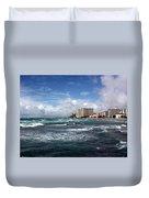 Big Surf Waikiki Duvet Cover