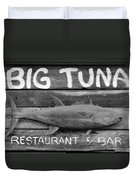 Big Tuna Duvet Cover