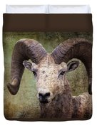 Bighorn Country Duvet Cover