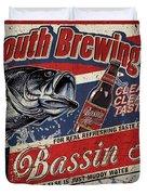 Bigmouth Brewing Duvet Cover