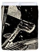 Bike IIi Duvet Cover