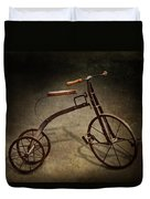 Bike - The Tricycle  Duvet Cover