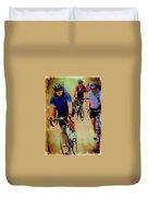 Bikers Duvet Cover