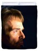 Billy Bob Thornton @ Fargo Tv Series Duvet Cover