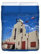 Billy Bobs County Music Hall Fort Worth Texas Duvet Cover