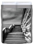 Biltmore Stairs Asheville Nc Duvet Cover