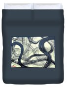 Biological Rhythms Duvet Cover