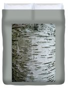 Birch Bark Duvet Cover