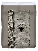 Birch Tree Spirits Duvet Cover
