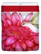 Bird In Bloom Duvet Cover