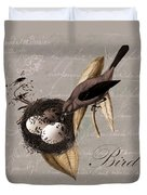 Bird Nest - 02v23c2b Duvet Cover