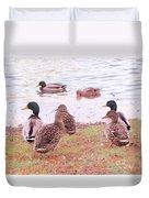 Bird Wildlife Duvet Cover
