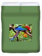 Birds Eye Duvet Cover