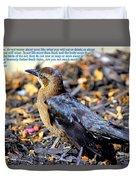 Birds Of The Air Duvet Cover