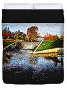 Birmingham Mi Waterfall Duvet Cover