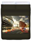 Birmingham New St  Duvet Cover