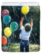 Birthday Boy Duvet Cover