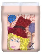 Birthday Party Duvet Cover