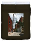 Bisbee Arizona Duvet Cover