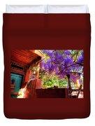 Bisbee Artist Home Duvet Cover