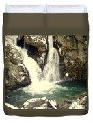 Bish Bash Falls  Duvet Cover