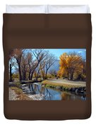 Bishop Creek Duvet Cover
