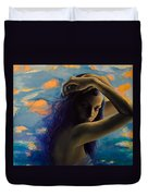 Bittersweet Duvet Cover by Dorina  Costras
