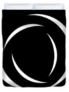 Black And White Art - 104 Duvet Cover