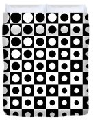 Black And White, No. 1 Duvet Cover