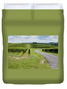 Maryland Vinyard In August Duvet Cover