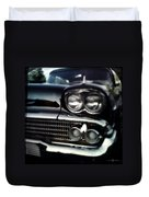 black Cadillac Duvet Cover