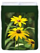Black Eyed Susan Duvet Cover