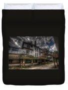 Black  Forest Hospital Duvet Cover