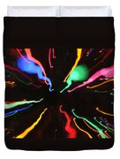 Black Hole Abstract Duvet Cover