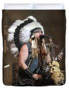 Black Label Society - Zak Wylde Duvet Cover
