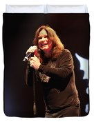 Black Sabbath - Ozzy Osbourne Duvet Cover
