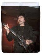 Black Sabbath - Tony Iommi Duvet Cover