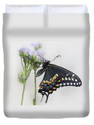 Black Swallowtail II Duvet Cover
