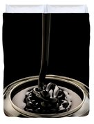 Black Treacle And Can Duvet Cover