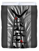 Blackbird Ladder Duvet Cover