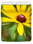 Blackeyed Susan Duvet Cover